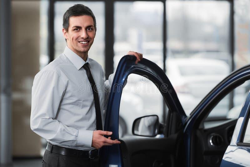 Продажи автомобиля стоковое фото rf