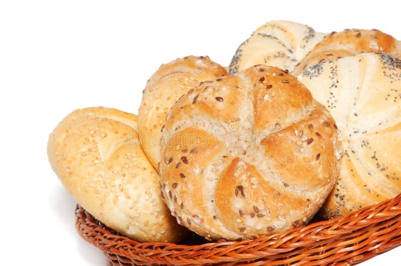 Download продукты корзины хлебопекарни Стоковое Изображение - изображение насчитывающей абстрактно, здорово: 6862847