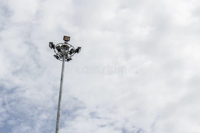 прожекторы стоковое изображение rf