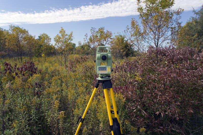 Производить съемку земли стоковая фотография