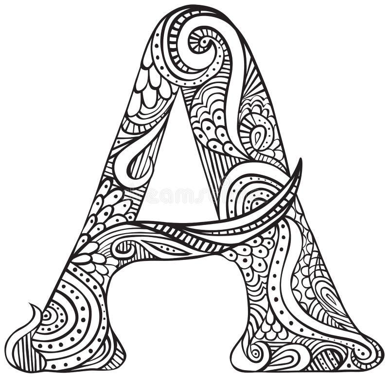 проиллюстрированное письмо бесплатная иллюстрация