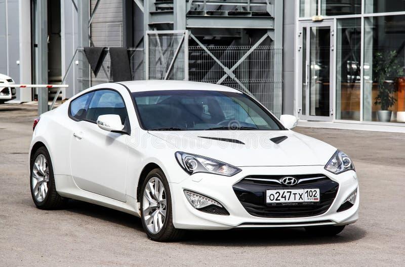 Происхождение Hyundai стоковые изображения rf
