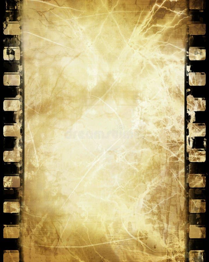 Прокладка фильма бесплатная иллюстрация