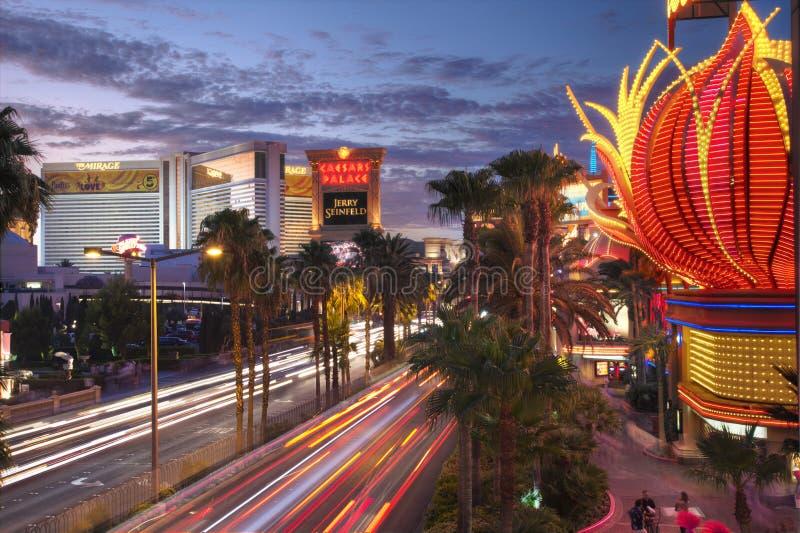 Прокладка Las Vegas стоковая фотография rf