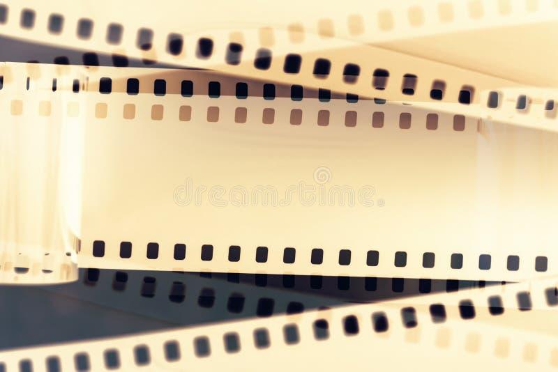 прокладка пленки фотографическая стоковое изображение
