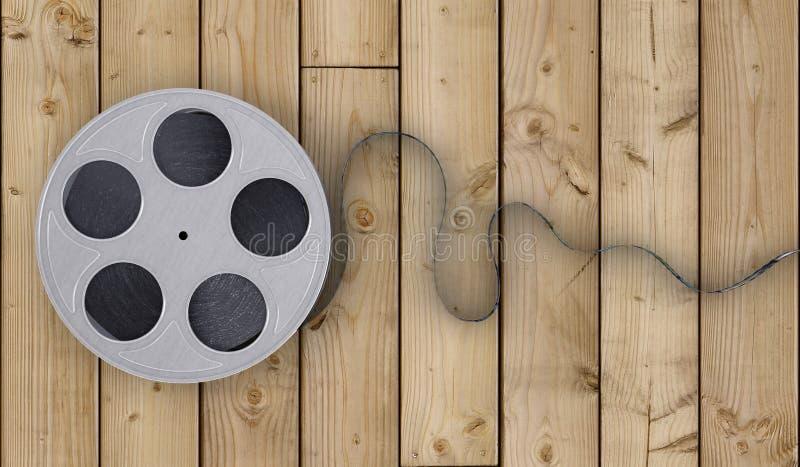 Прокладка фильма стоковые изображения