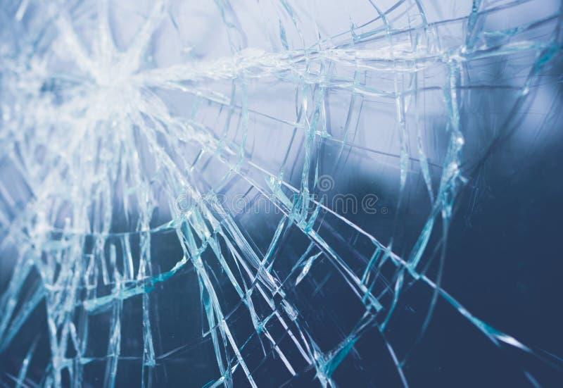 Пролом стеклянной форточки стоковая фотография rf