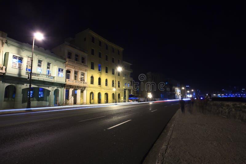 Променад в Гаване стоковые фото