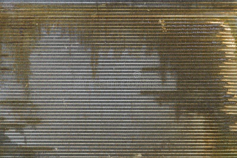 Промышленная абстрактная стальная предпосылка Текстура сломленного ol стоковая фотография