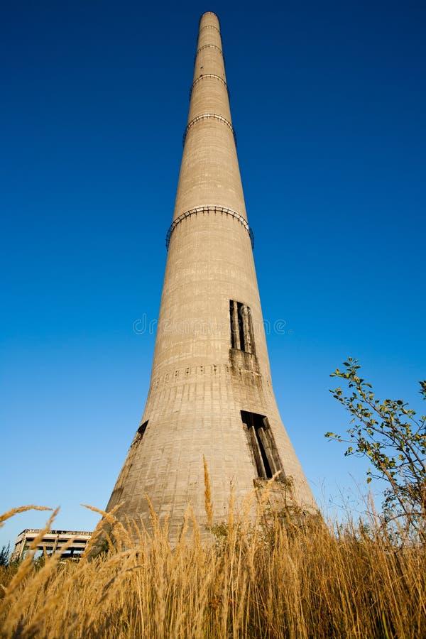 промышленная башня стоковые изображения