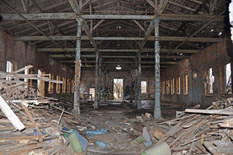 Промышленная руина стоковые фото