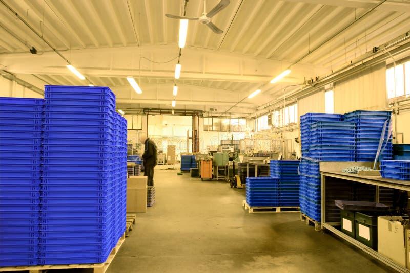 промышленный интерьер стоковое фото rf
