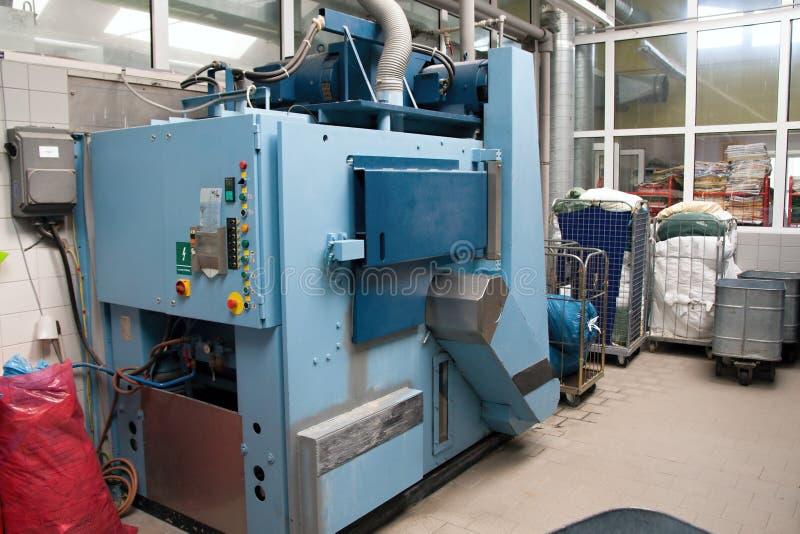промышленный мыть машин стоковые изображения