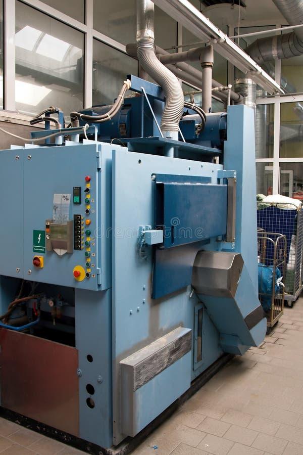 промышленный мыть машин стоковая фотография rf