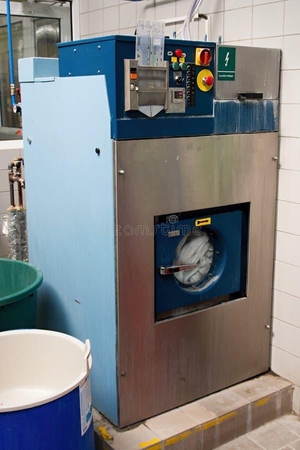 промышленный мыть машин стоковое изображение