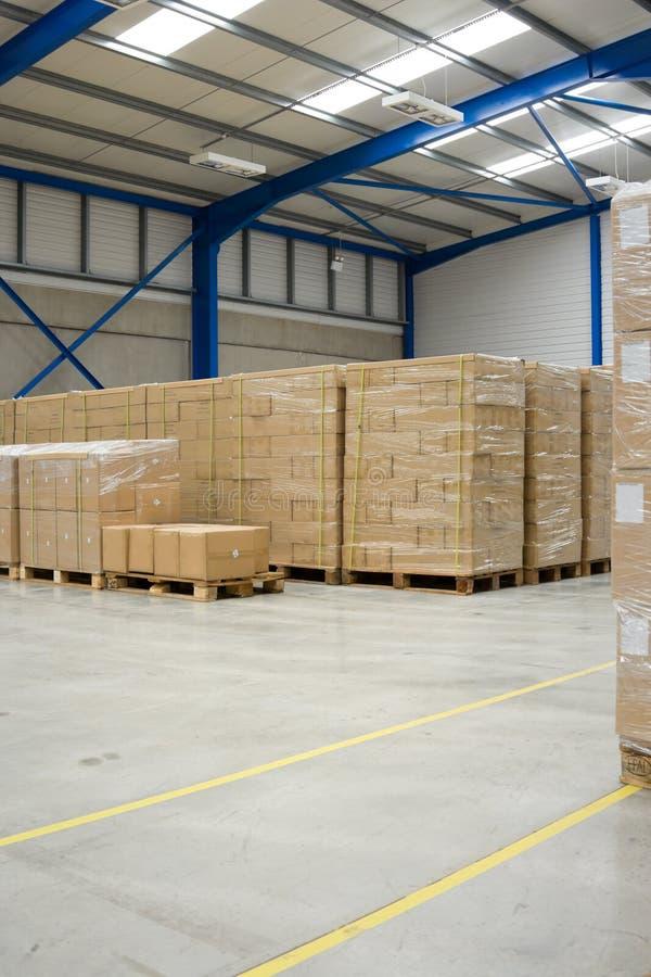 промышленный пакгауз стоковое фото rf