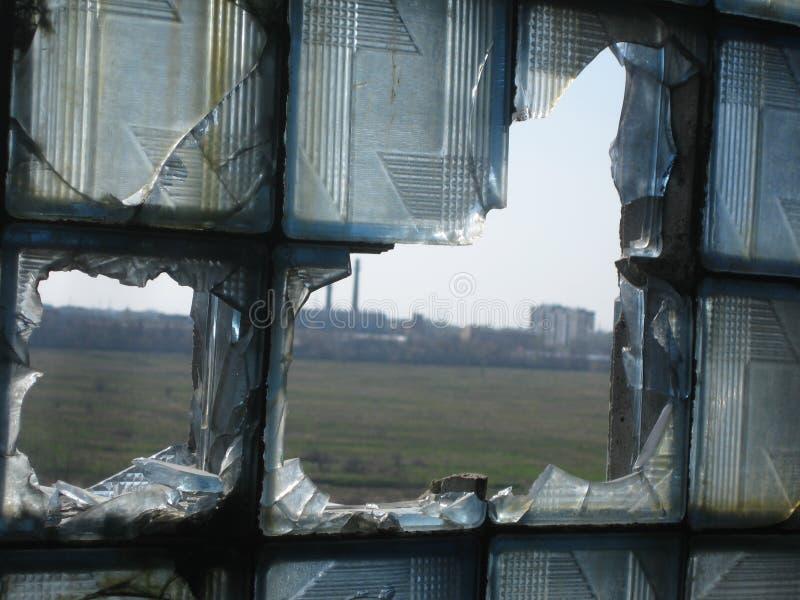 Промышленная опустошительность стоковое изображение