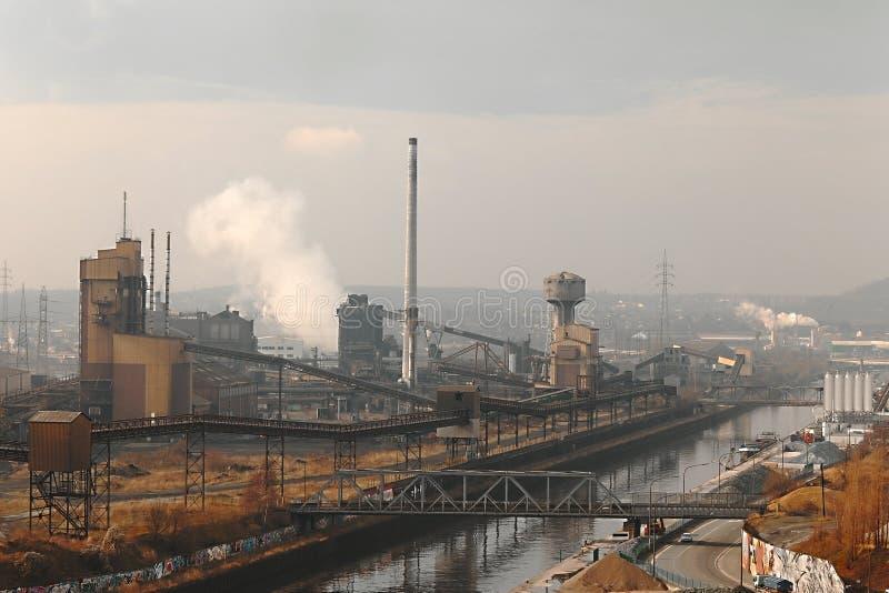 Промышленность стоковая фотография