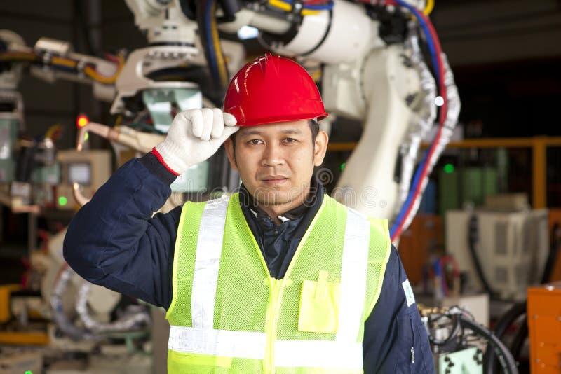 Промышленный инженер стоковая фотография rf