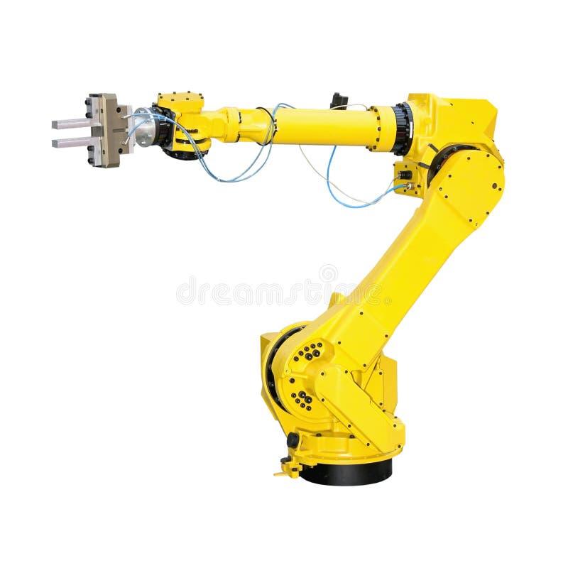 Промышленный робот стоковые фотографии rf