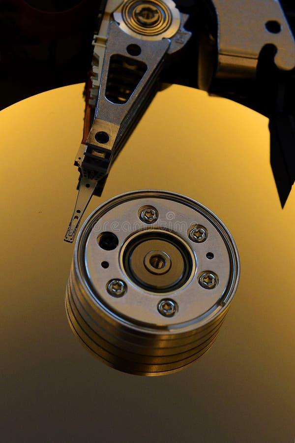 Проницательность жесткого диска стоковая фотография rf