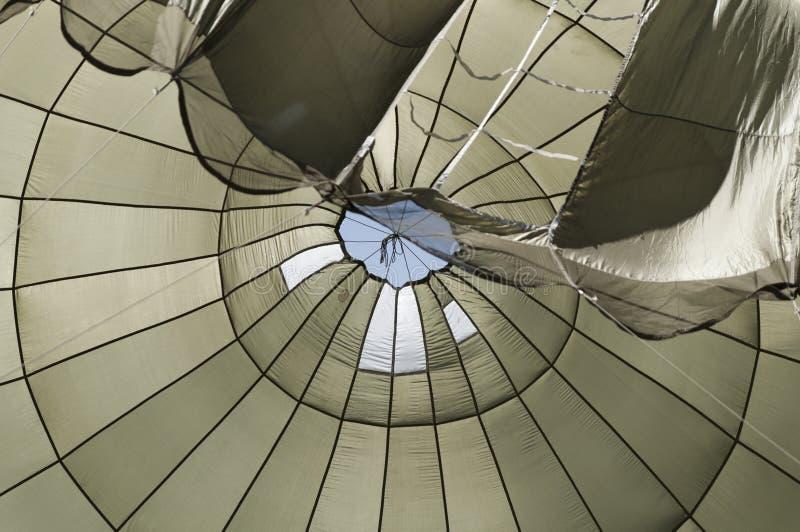 Проницательность парашюта стоковое фото rf