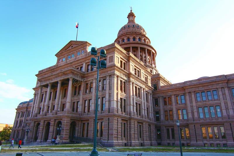 прописное положение texas стоковые изображения rf