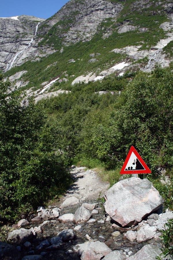 пропуск горы стоковое фото