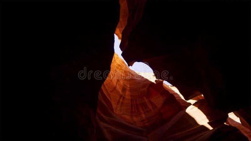 Прорежьте каньон в национальном парке Escalante парадной лестницы, Юте, США Необыкновенные красочные образования песчаника в пуст стоковое изображение