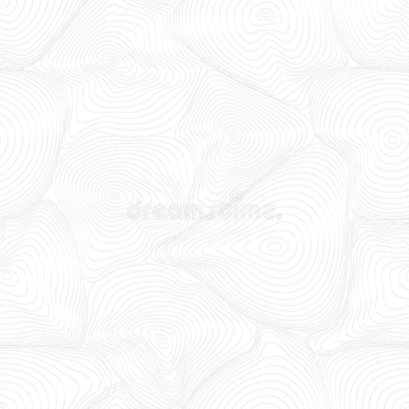 Простая абстрактная картина вектора - свет - серый неровный прозрачный f иллюстрация вектора