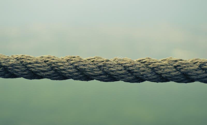 Простая веревочка стоковое изображение rf