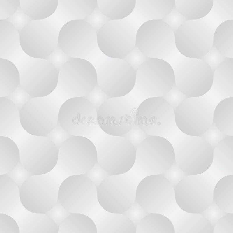 Простая геометрическая картина вектора - абстрактные формы  иллюстрация штока