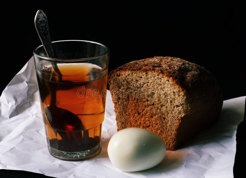 Простая и плохая еда стоковые изображения rf