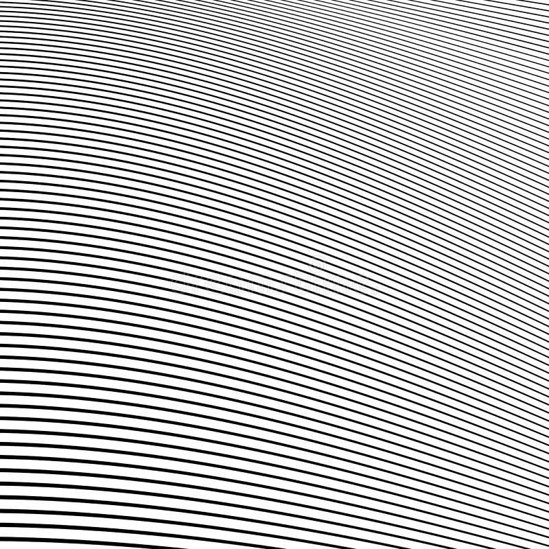 Download Простые динамические линии картина геометрическая картина Monochrome Abst Иллюстрация вектора - иллюстрации насчитывающей картина, динамически: 81800995