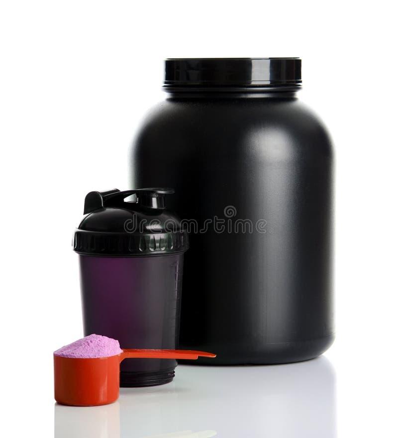 Протеин Whey стоковое фото