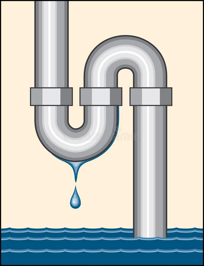 Анимация движения воды в трубопроводах