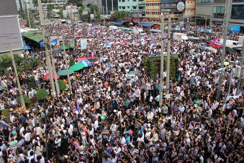 Протест против амнистии Билла стоковые фотографии rf