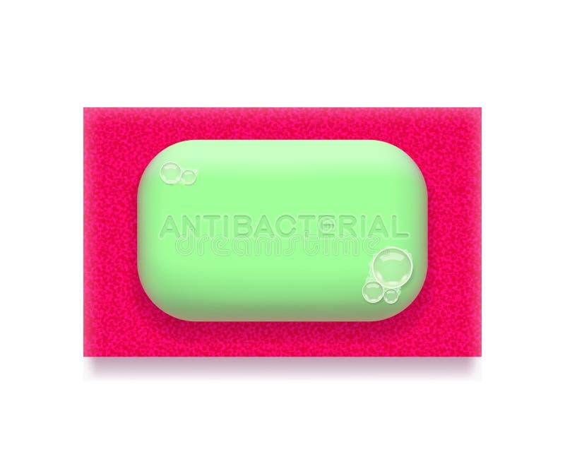противобактериологическое мыло бесплатная иллюстрация