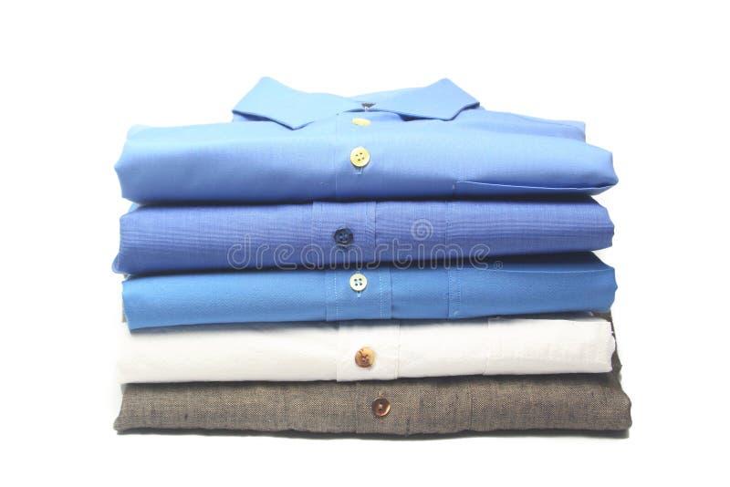 Проутюживенная рубашка стоковые фотографии rf