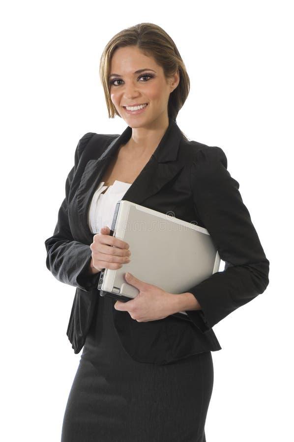 профессиональная белая женщина стоковые изображения