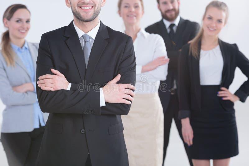 Профессиональные работники офиса стоковая фотография rf
