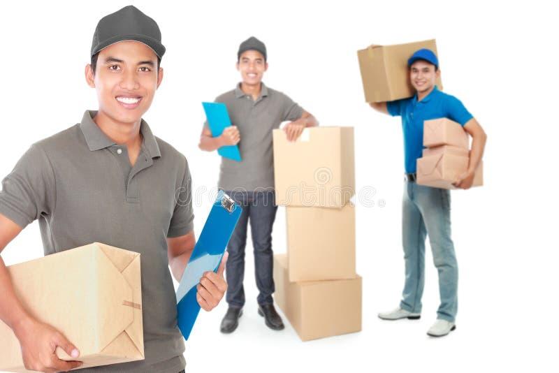 Профессиональные обслуживания поставки стоковая фотография
