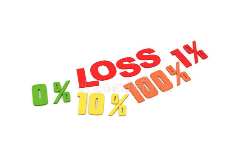 Проценты финансов концепции стоковое фото