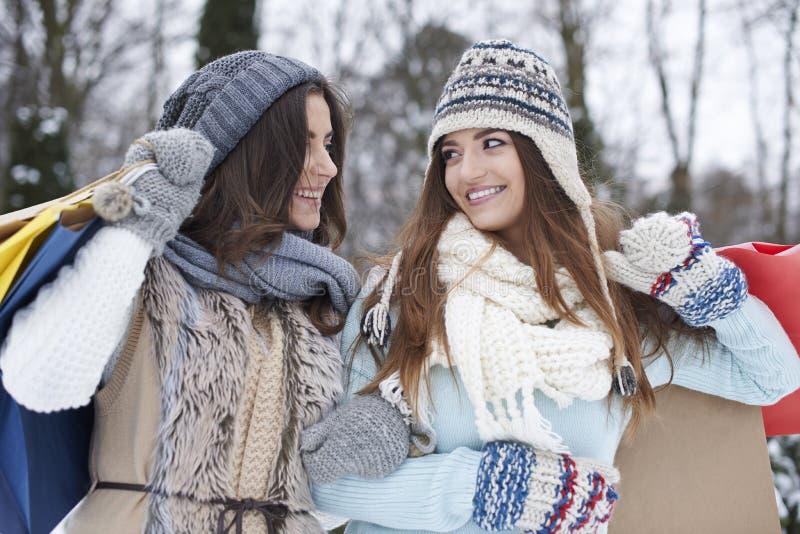 Продажа зимы! стоковая фотография