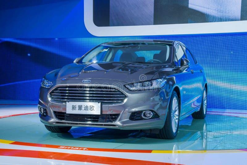 Продукты серии автомобиля Чунцина Changan Форда стоковые изображения rf