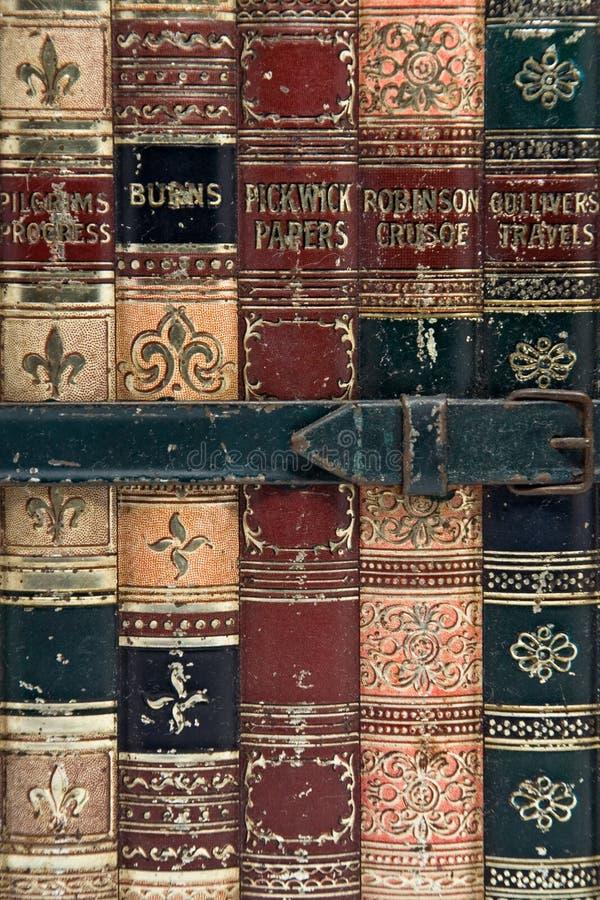 прыгнутые книги стоковое изображение rf