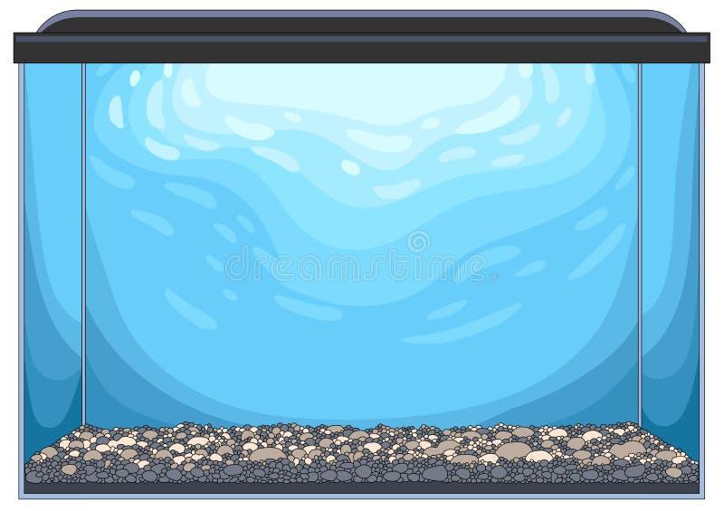 Картинка аквариум прямоугольный для детей