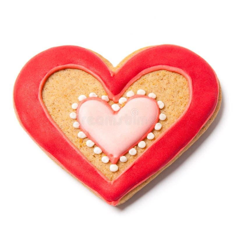 Пряник валентинок - фото запаса стоковые фото