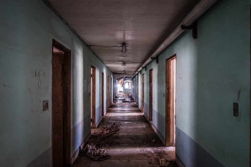 Психиатрическая больница Gonjiam стоковое изображение rf