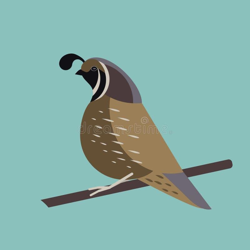 Птица зонтика бесплатная иллюстрация